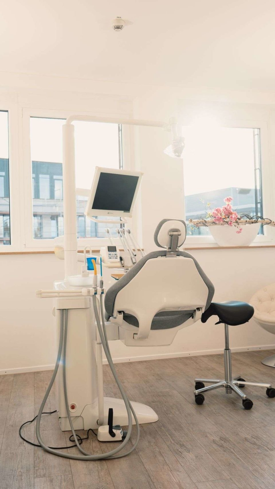 Behandlungsraum Zahnarzt Ludwigshafen Dr. Ober